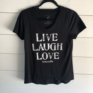 LOVE THIS LIFE Love This Life Tee Shirt Size XS